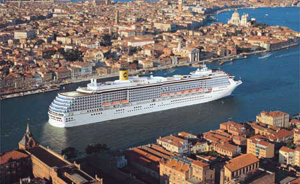 Costa Cruises Cruising Italian Style