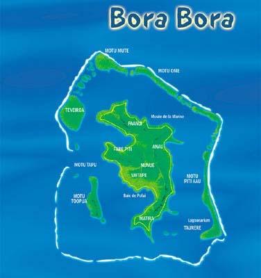 Bora Bora Vacations