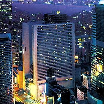 New York Marriott Marquis Hotel