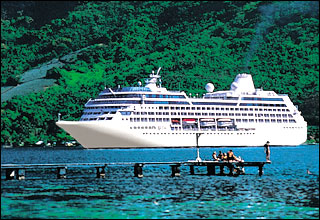 French Polynesian Cruises - Cruise to tahiti