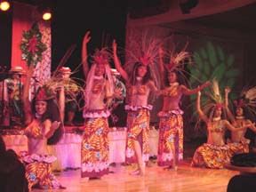 Tahitian Dancer LSkt